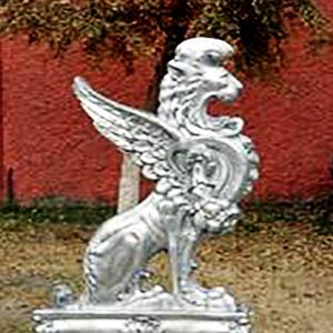 large-griffin-metal-garden-statue