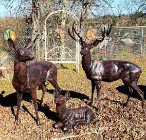 deer-herd-family