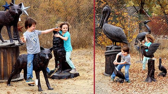 statues-kids
