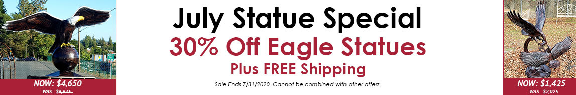 Eagle Sale 30% Off